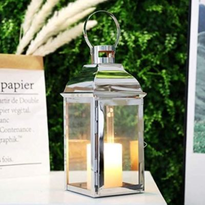 Stainless Steel Decorative Candle Lantern