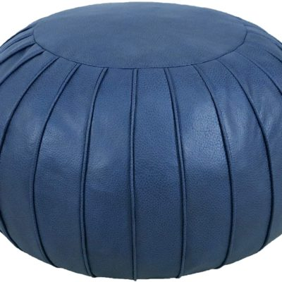 Suede Pouf Cover