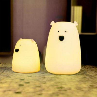 Soft Bear Silicone Light – USB Charging