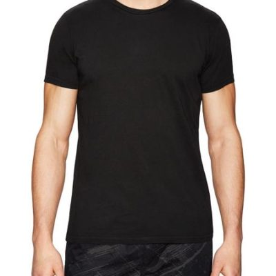 Black tee Shirt Men