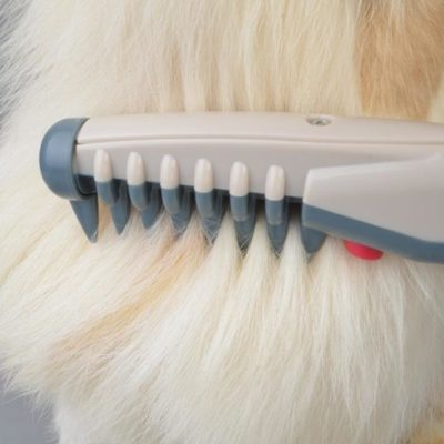 Electric Dog Grooming Comb