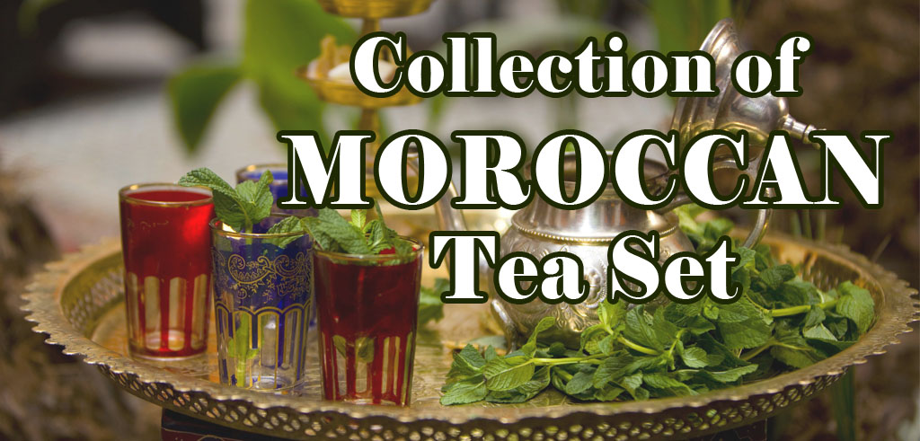 You are currently viewing Start Your Collection Of Moroccan Tea Set