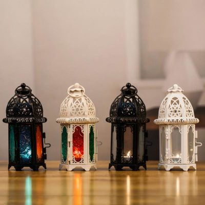Moroccan Candle Lant