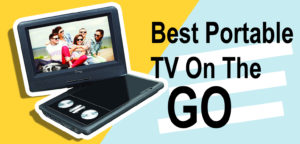 Read more about the article Get The Best Portable TV On The Go!