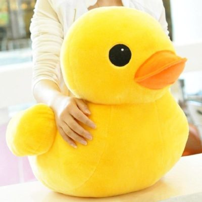 Cute Yellow Duck Soft Toy