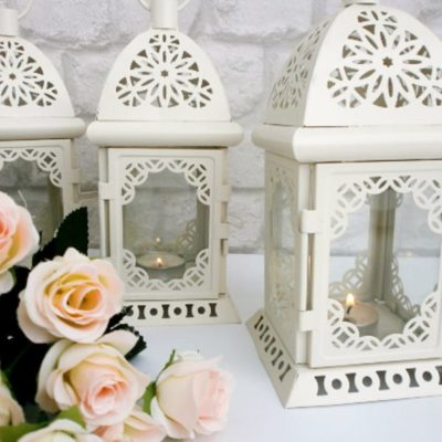 Perfect Wedding Candle Holder Centerpiece